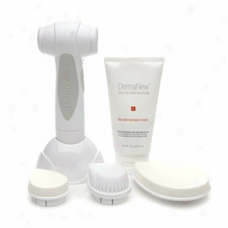 Demranew Microdermabrasion Acne & Oil Clarifying System