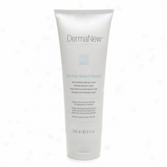 Dermanew Microdermabrasion Total Body Moisture Renewal Cr??me, Normal