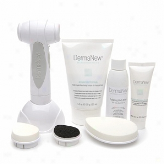 Dermanew Total Body Experience With Dual Acting Tool, Normal