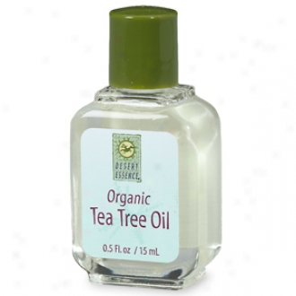 Desert Being Organic Tea Tree Oil