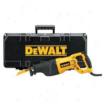 Dewalt 13 Amp Hravy Duty Reciprocating Saw Kit Dw311k