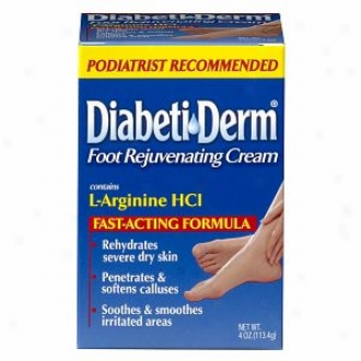 Diabetiderm Foot Rejuvenating Cream