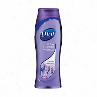 Dial Clean & Refresh Antibacrerial Body Stain, Lavender & Twilight Jasmine