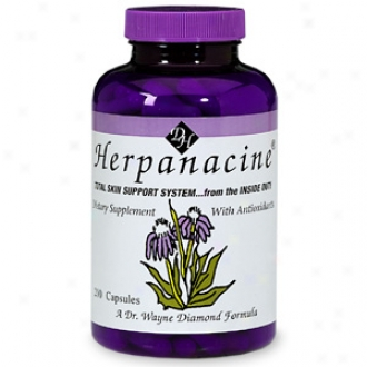 Diamond-herpanacine Herpanacine Dietary Supplement With Antioxidants