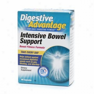 Digestive Advantage Intensive Bowel Support, Bowel Fitness Formula