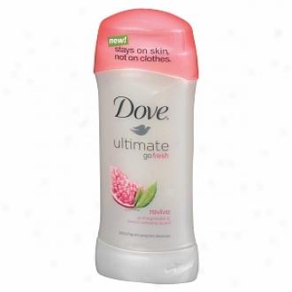 Dove Go Fresh Antiperspirwnt & Deodorant, Revive: Pomegranate & Lemon Verbena