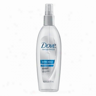 Dove Hairspray, Extra Hold