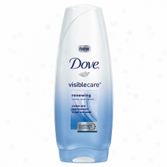 Dove Visiblecare Cr??me Body Wash With Nutriummoisture, Renewing