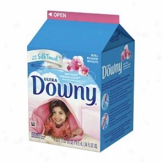 Downy Ultra Fabric Softener Refill, 40 Loads, April Fresh