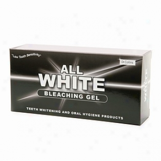 Dr. Collins The whole of White Bleaching Gel, 22% Carbamide Peroxide - 3 Syringe Refill