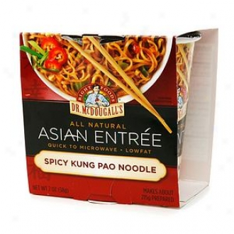 Dr. Mcdougall's All Natural Asian Entree, Spicy Kung Pao Noodle