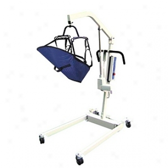 Drive Medical Bariatric Elecrtic Patient Lift Upon SixP oint Cradle