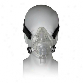Drive Medical Extreme Comfort Abounding Face Cpap Mask Witj Head Gear, Small