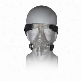 Drive Medicai Extreme Comfort Nasal Cpap Mask With Head Gear, Large