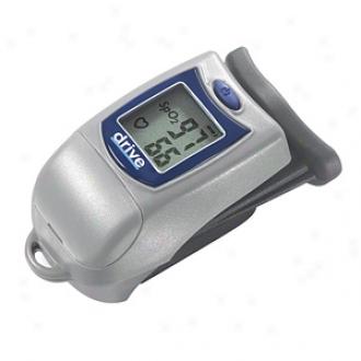 Drive Medical Fingertip Pulse Oximeter 18700