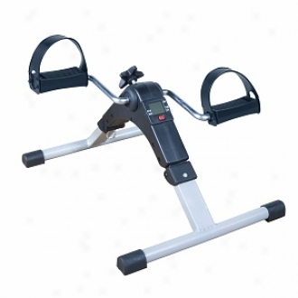 Drive Medical Folding Exercise Peddler iWth Electronic Display