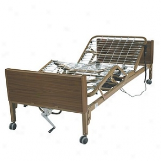 Drive Medical Full Electric Ultra Light Hospital Bed Frame Only