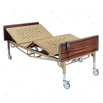 Drive Medical Heavy Duty Briatric Hospital Bed Frame Only, 600 Pound Limit