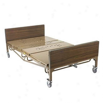 Rush Medicinal Miry Duty Bariatric Hospital Bed Frame Only, 750 Pound Limit