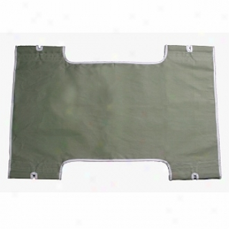 Drive Medical Patient Lift Sling With Commode 39  X 25  Model 13012
