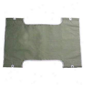 Drive Medical Patient Lift Sling Wtth Commode 39  X 25  Model 13011
