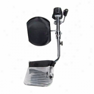 Drive Medical Swing-away Front Rigging For Heavy Duty Wheelchair