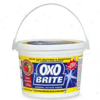 Earth Friendly Products Oxo Brite, Non-chlorine Bleach
