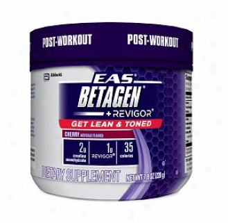 Eas Betagen Post-workout, Get Lean & Toned ,Cherry