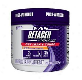 Eas Betagen Post-workout, Get Lean & Toned, Orange
