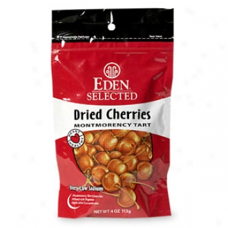 Eden Selected Dried Cherries, Montmorency Tart