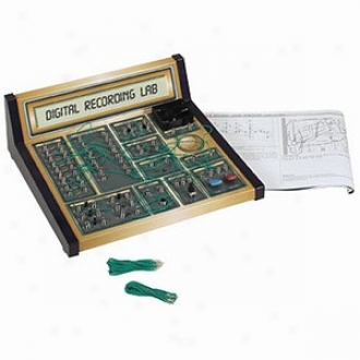 Educational Insights Geosafari, Digitial Recording Lab, Ei-8901 Ages 9+