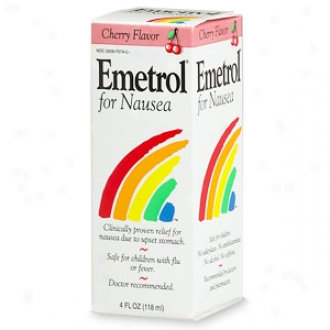 Emrtrol For Nausea, Cherry Flavor Syrup