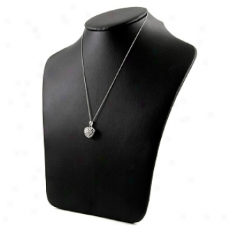 Emitations Sienna's Proposal Heart Locket With Mini Ring, Silver