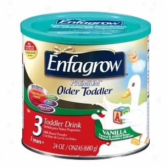 Enfagrow Premium Older Toddler Form, 2+ Years, Vanilla