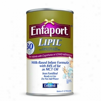 Enfamil Enfaport Lipil Milk Based Infant Formula, Babies 0-12 Months