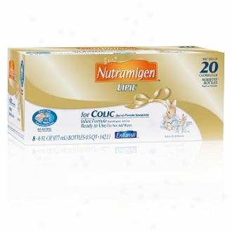 Enfamil Nutramigen Lipil For Spasmodic pain in the bowels (dha & Ara) Bottle,  20 Calories/fl Oz