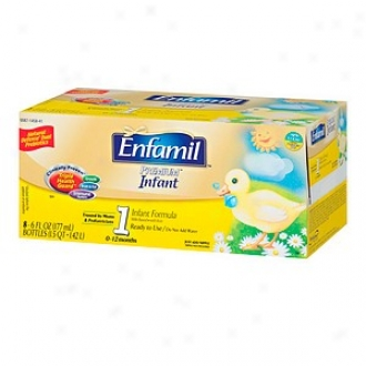 Enfamil Premium Infant Formula, Ready To Eat 0-12 Months