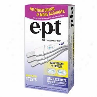 E.p.t. Pregnancy Test, Double