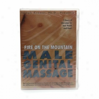 Erospirit Fire On The Mountain:  Male Genital Massage, Dvd
