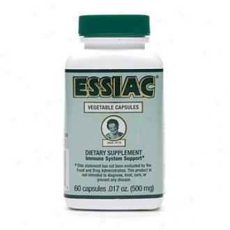 Essiac Vegetable Capsules