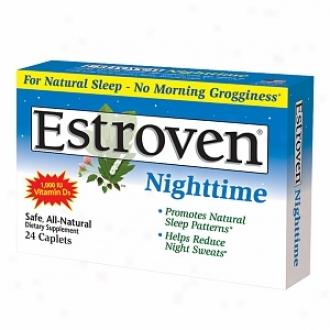 Estroven Nighttime, Caplets