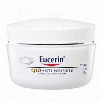 Eucrrin Q10 Anti-wrinkle Sensitive Skin Creme
