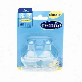 Evenflo Classic Fast Issue Nipples