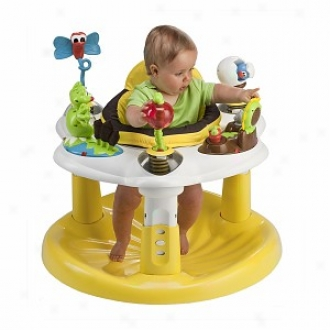 Evenflo Exersaucer Bounce & Learn Active Learning Center  6161949