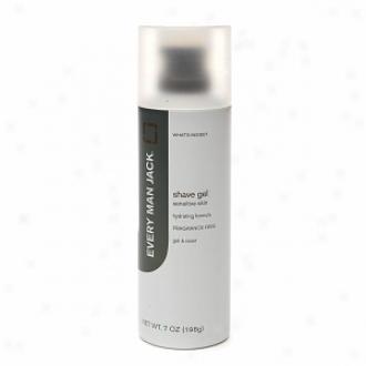 Every Man Jack Hydrating Formula Shave Gel, Sensitive Skin, Fragrance Free