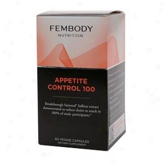 Fembody Nutrition Appetite Direct 100, Veggie Caps
