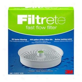 Filtrete Fast Glide Replacement Filter, 100 Gallon Capacity