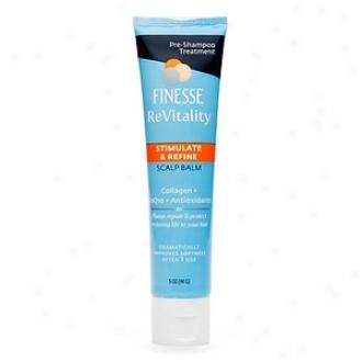 Finesse Revitality Stimulate & Refine Scalp Ointment Pre-shampoo Handling