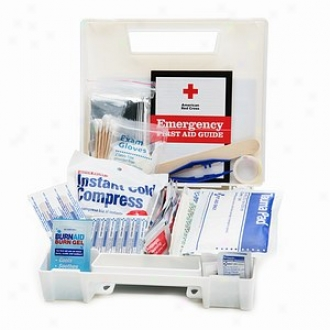 First Aid Only All Purpose First Aid Kit, Hard Kid, 200 Piece