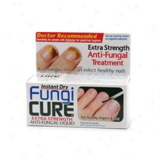 Fungicure Antifungal Liquid, Extra Strength, Anti Fungus